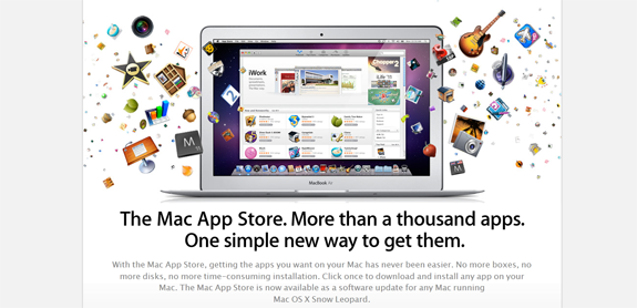 Apple App Store for Mac OS X Now Live - Tested