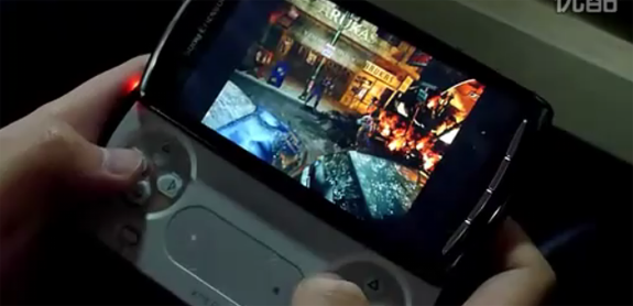 PlayStation Phone Spotted Running Emulated PS1 Games - Tested