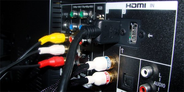 Hdmi Vs Optical Vs Analog Audio What S The Best Connection Tested