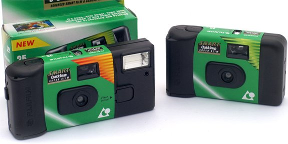 disposable cameras and their place in modern photography