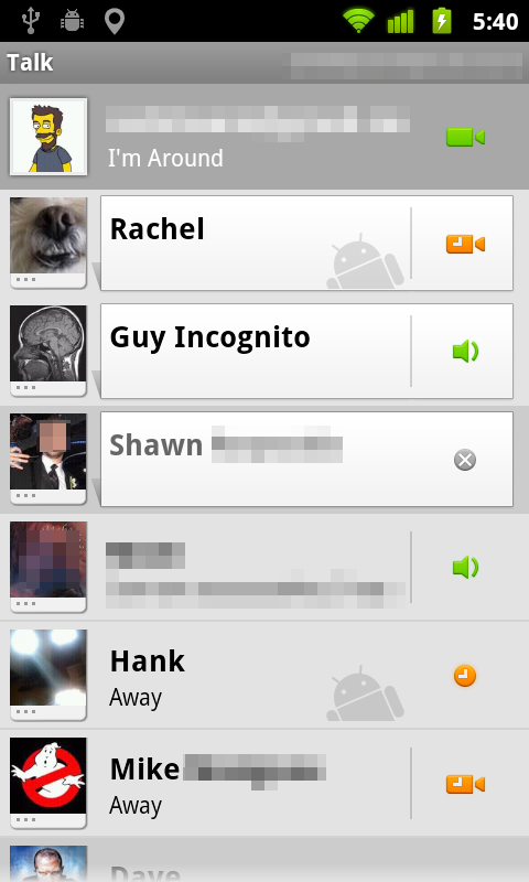 Tested: Native Android Video Chat on the Nexus S - Tested