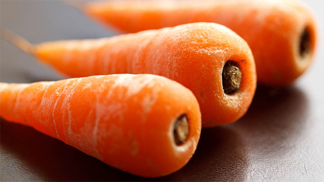 my favourite vegetable carrot essay