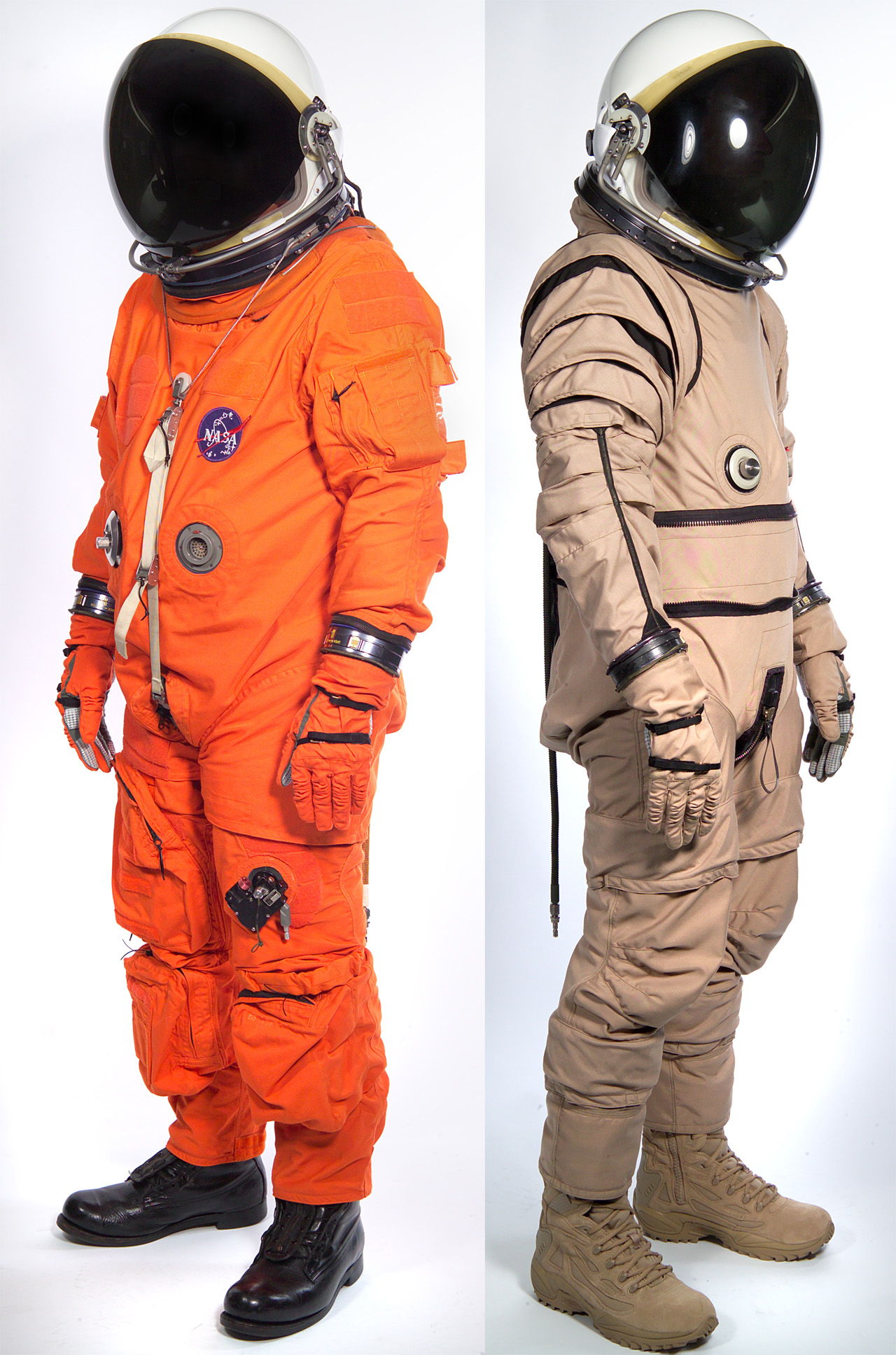 Exploring the Aesthetics of NASA's Iconic Space Suit ...