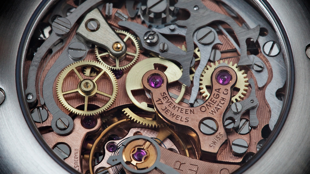 Precision Gear Porn Why Mechanical Wrist Watches Are So