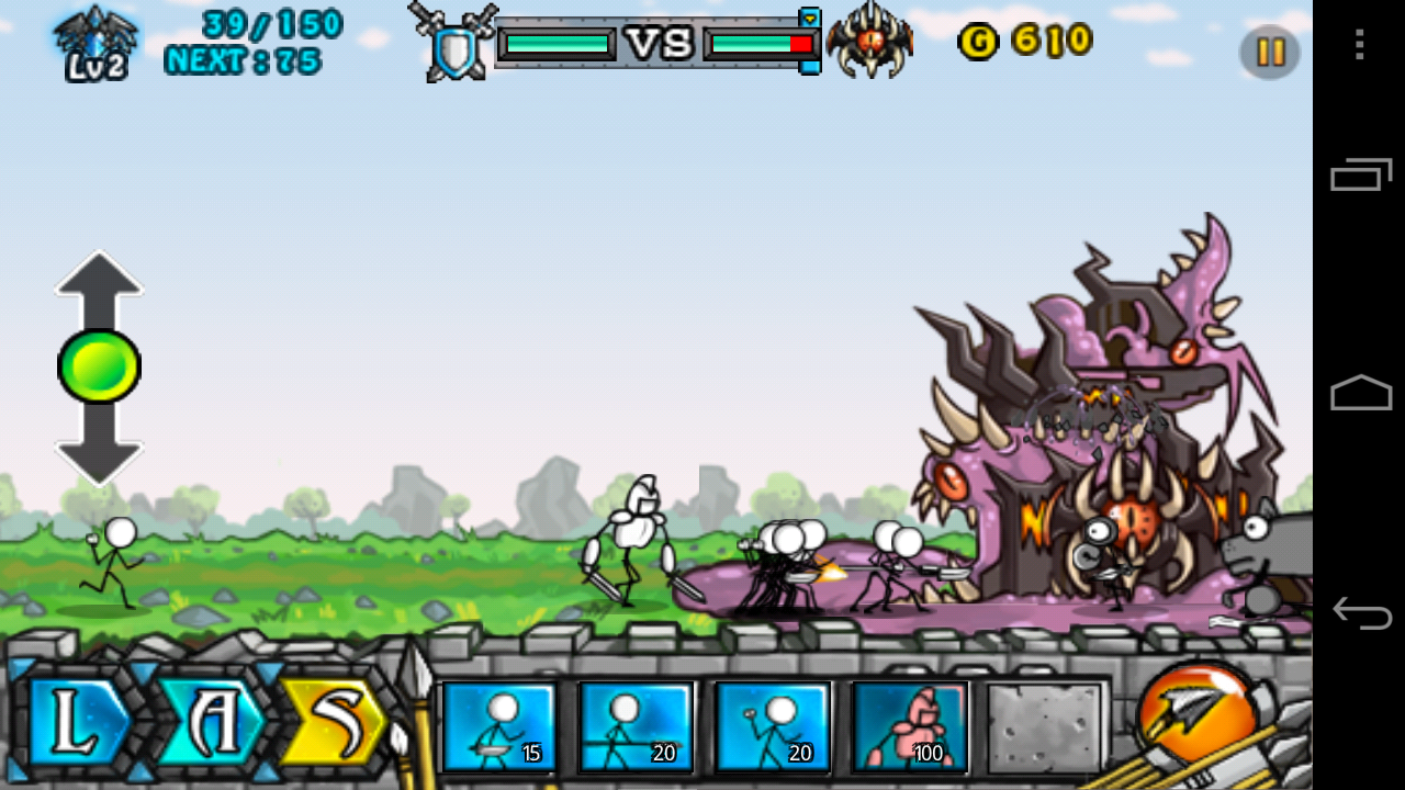 Download Cartoon Wars 3 for PC ... - Andy Android Emulator
