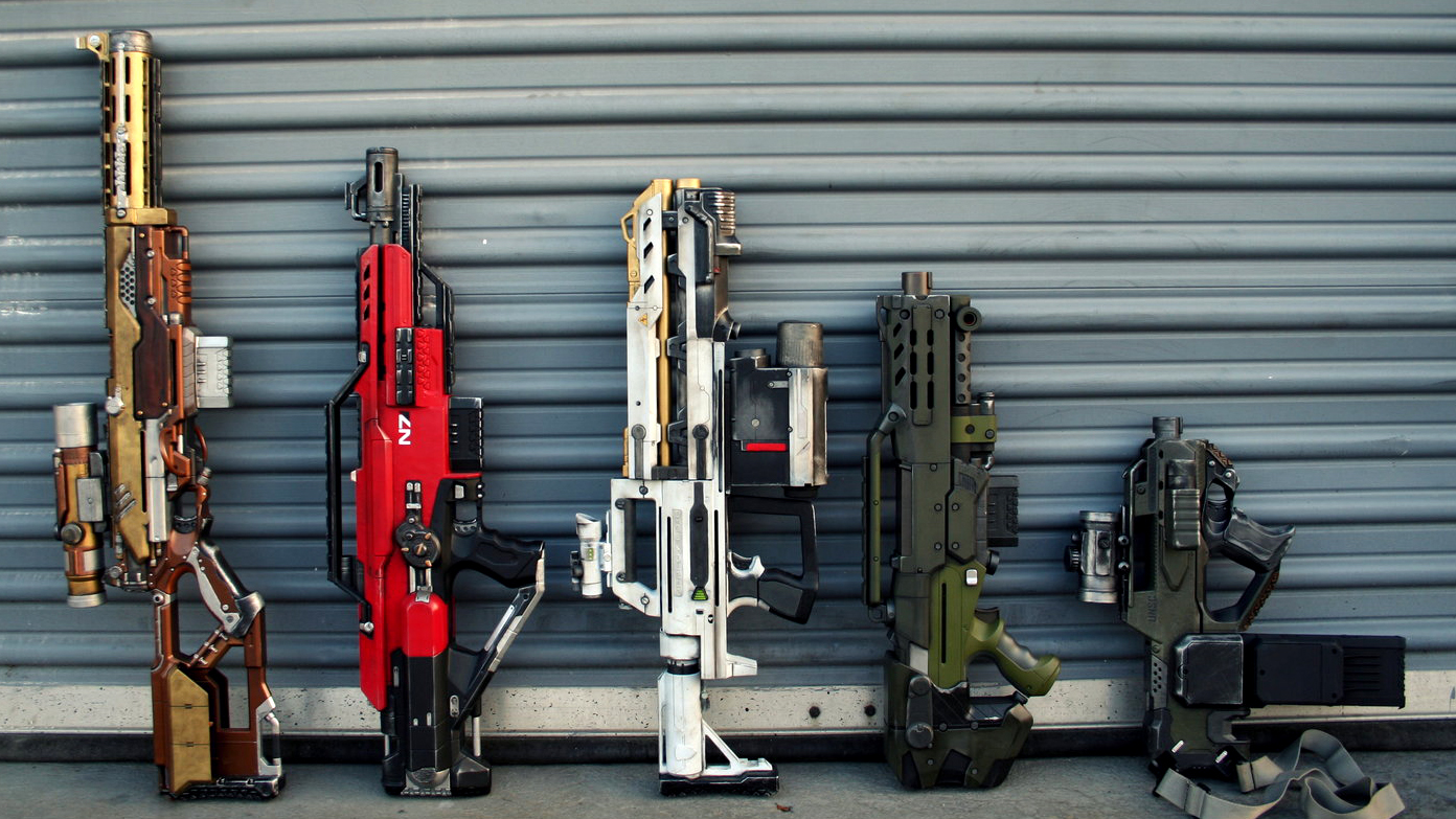 The Best Nerf Guns For Custom Painting And Modding Tested
