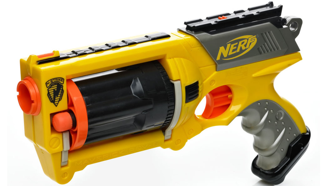 Is it just my neighborhood or are Nerf guns suddenly everywhere? Excuse me,  I meant Nerf Blasters. Those of you without 8 or 10-year-old boys might not  know ...