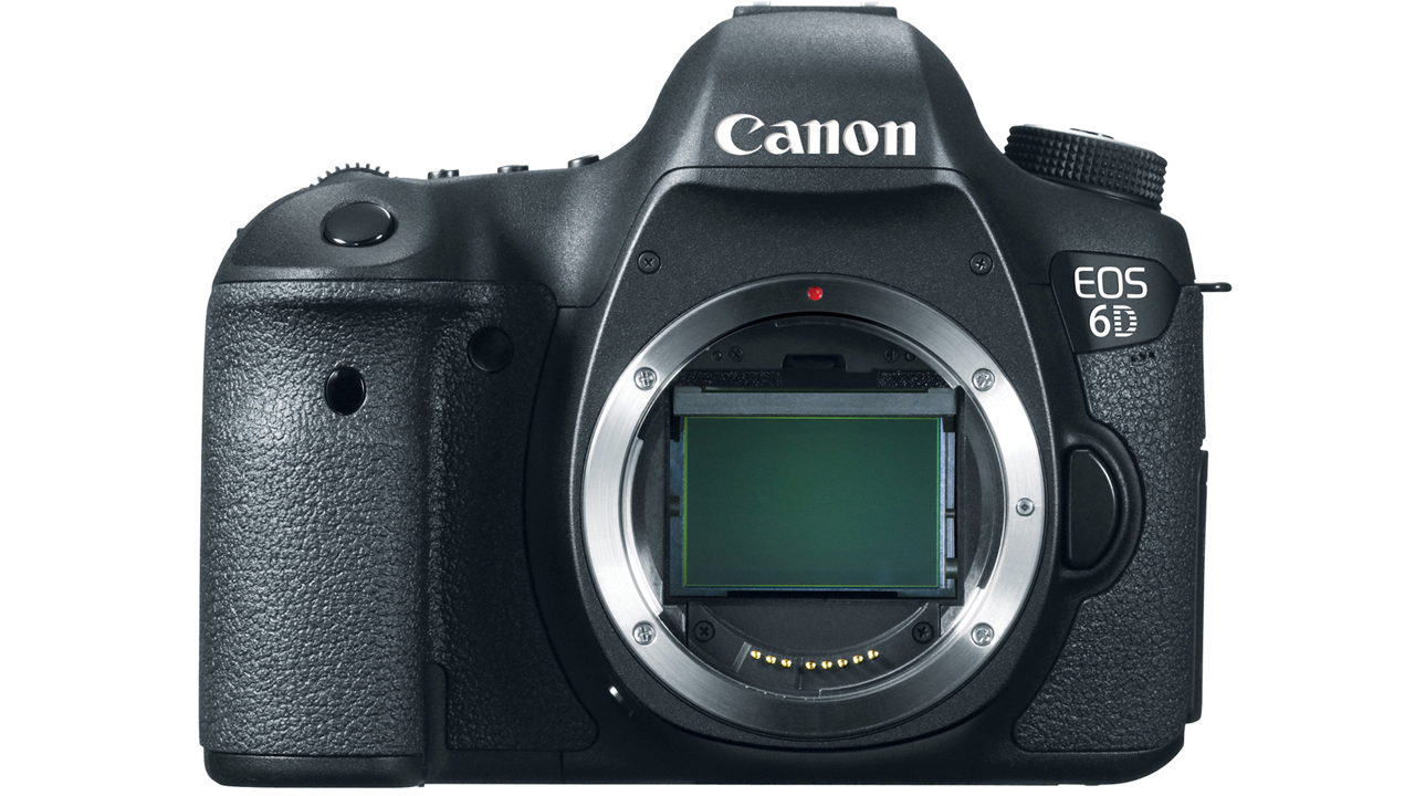 Canon\'s 6D Full-Frame DSLR Camera vs. The Competition - Tested