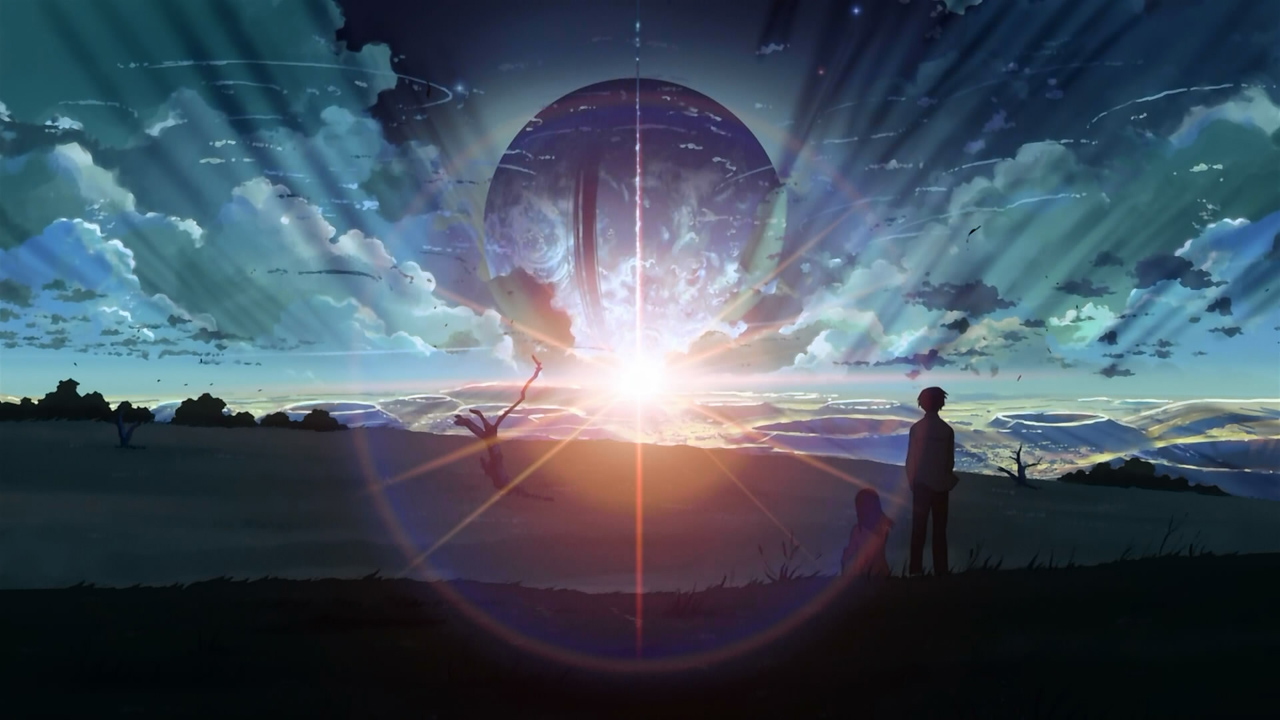 2D Animation In The Digital Era Interview With Japanese Director Makoto Shinkai