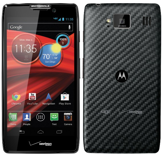 The Best Android Smartphone for Your Network (October 2012