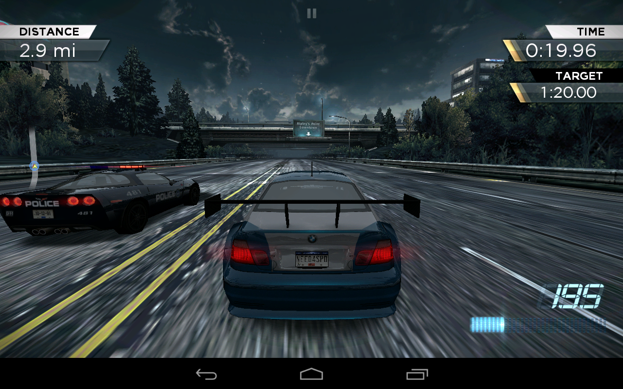 Google play app roundup adw launcher ex need for speed for Nfs most wanted android