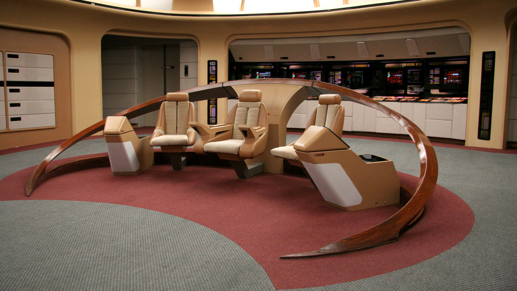 Restoring Star Trek: The Next Generation's Enterprise ...
