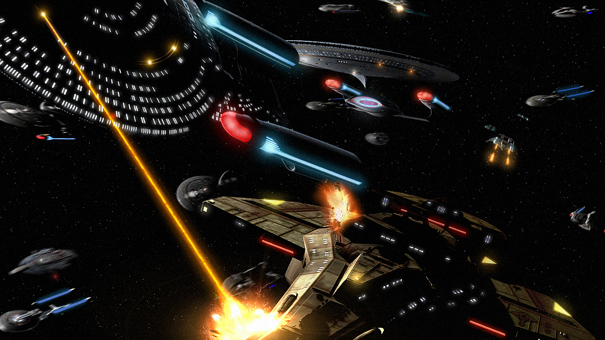 essay on realistic space combat