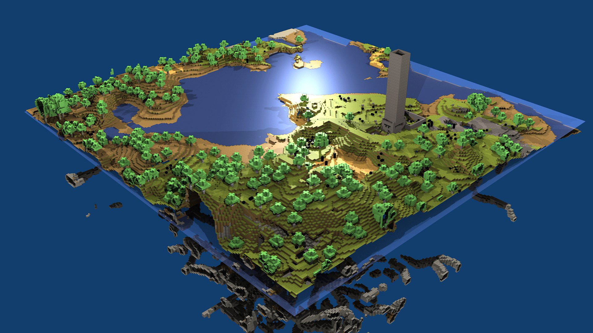 Bringing back the voxel starforge cube world and the return of a i got the idea while playing minecraft wrote wolfram von funck aka wollay developer of the independent game cube world i was fascinated by the idea gumiabroncs Choice Image