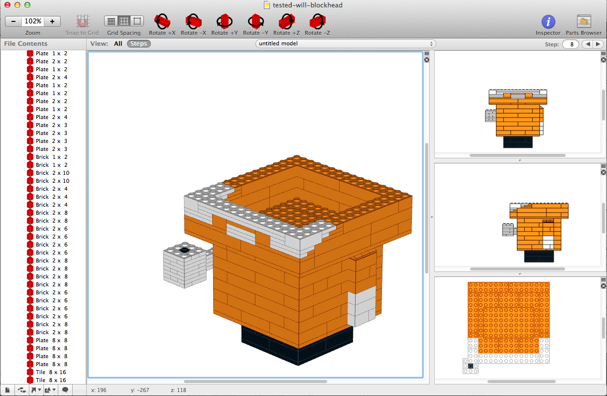 How to use lego cad software to make amazing custom builds for Simple 3d cad software free