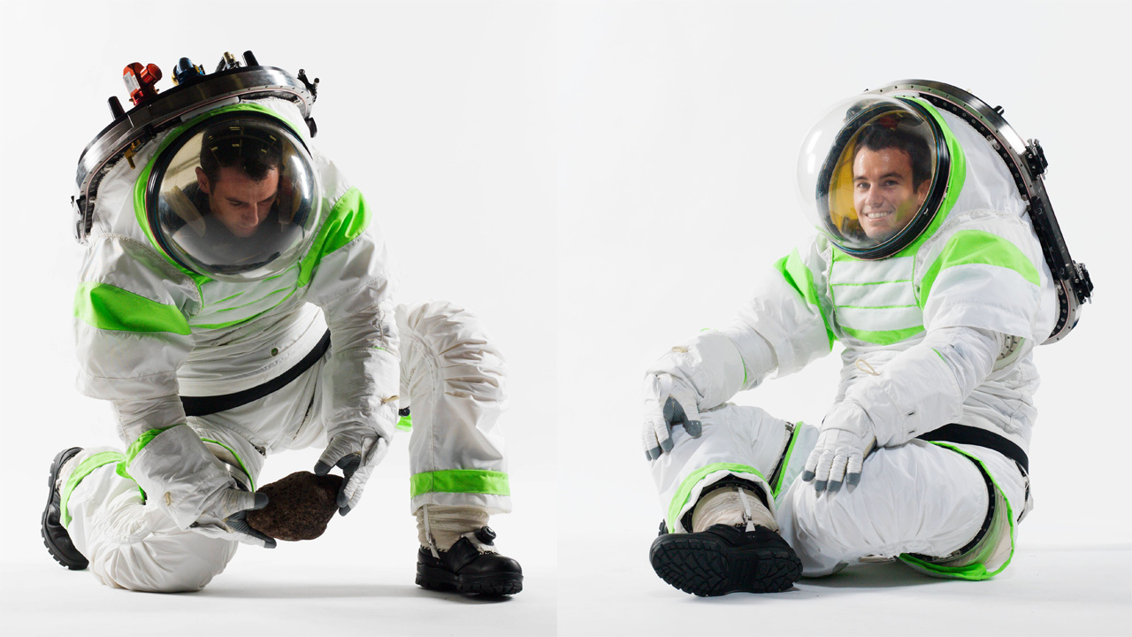 space suit bending - photo #14