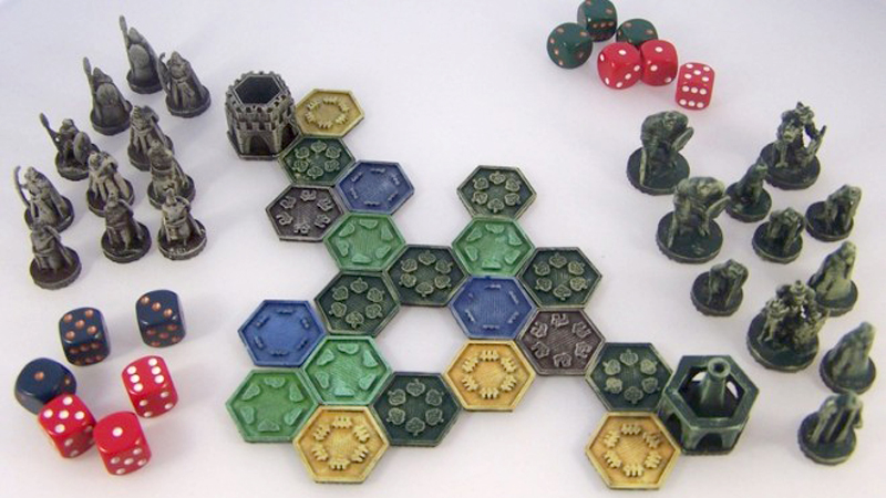 Warhammer at War: How Home 3D Printers Are Disrupting