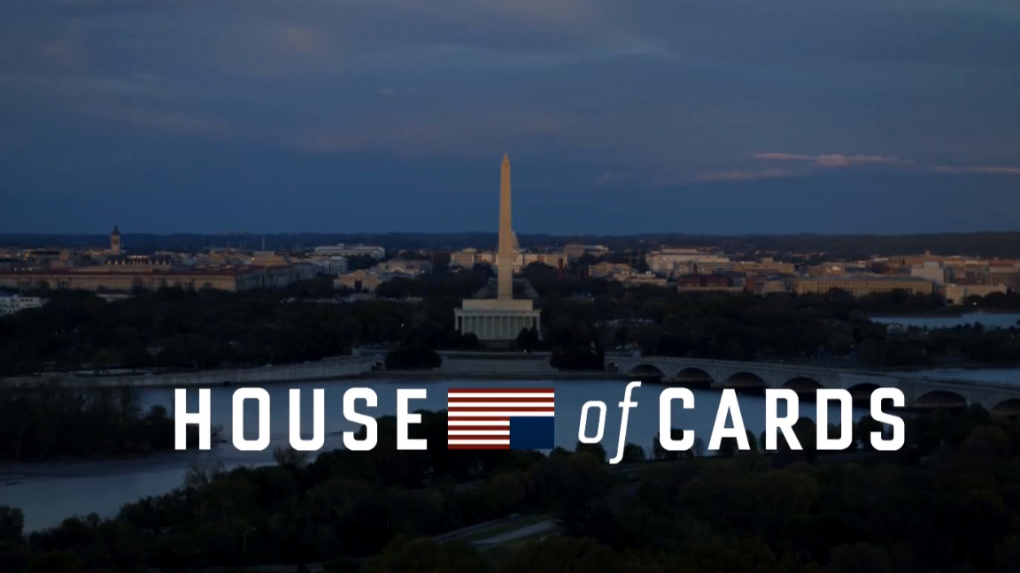 House of cards tv project