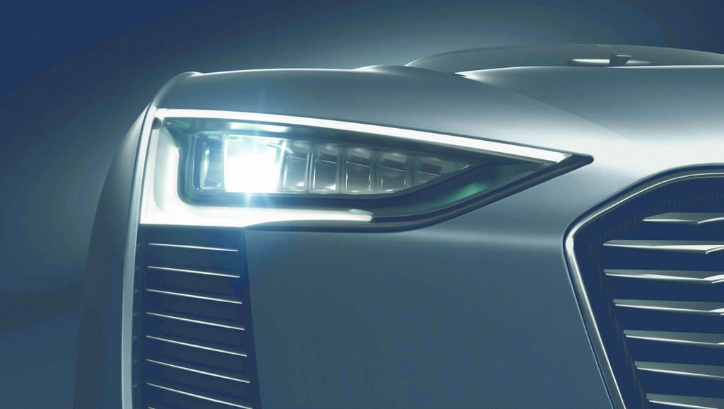 Audi S Dynamic Led Headlights Are Too Cool For The Road Tested