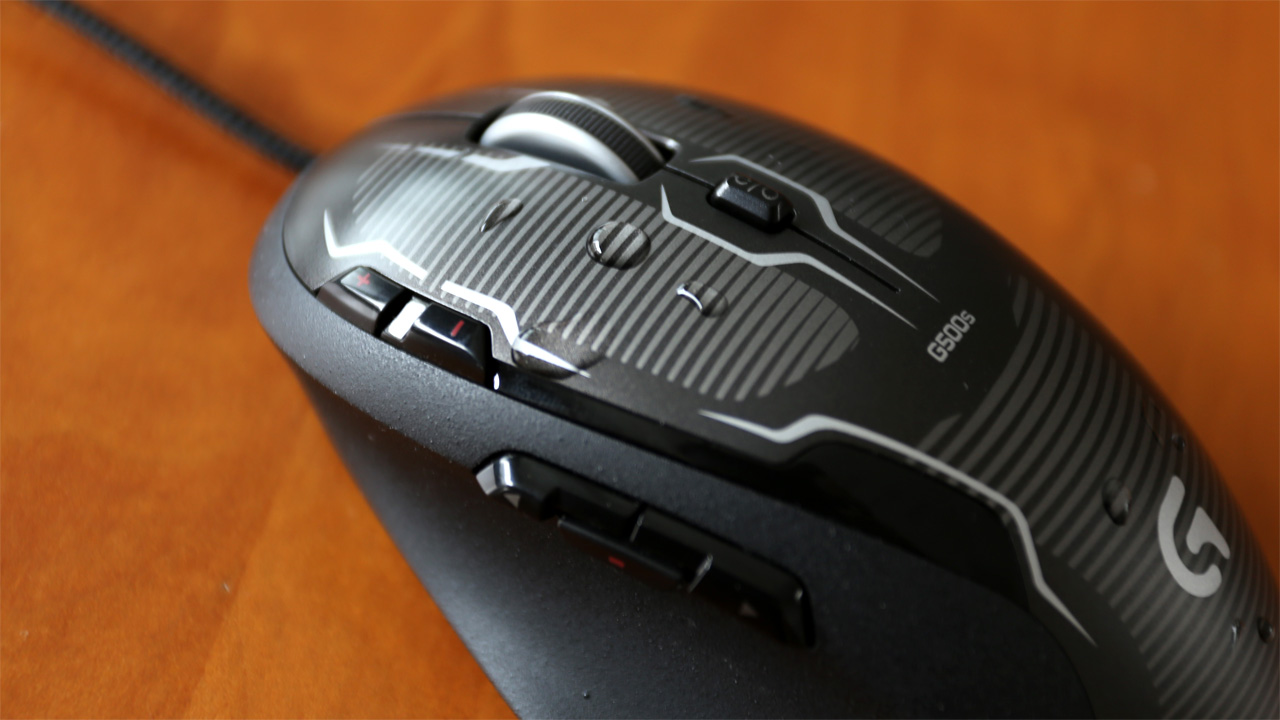 99e386ab2f8 Tested: Logitech G500s Laser Gaming Mouse - Tested