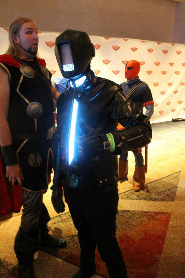 I also built Tron Legacy Daft Punk jackets for a photo shoot of the tribute group One More Time(Note I just built the lighting rig not the jackets or ...  sc 1 st  Tested & How To Get Started with Electroluminescent (EL) Wire - Tested