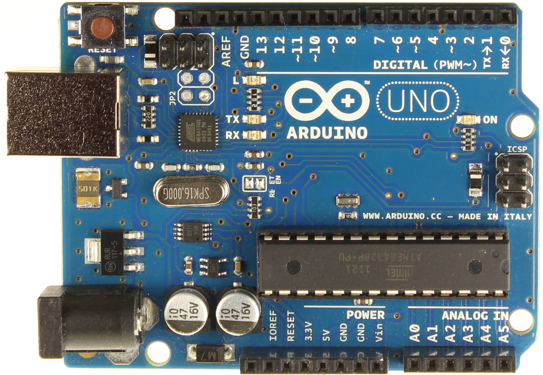 How To Get Started With Arduino Tested Propeller Board Build The Circuit Using Schematic On Right
