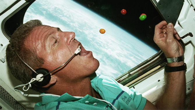 NASA's Space Food Hall of Fame - Tested