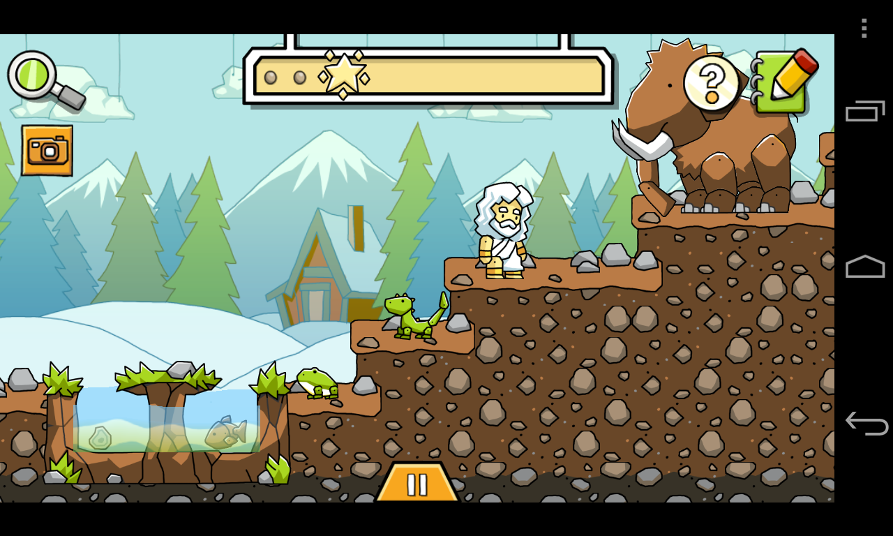 Google Play App Roundup: Ninja SMS, Scribblenauts Remix, and
