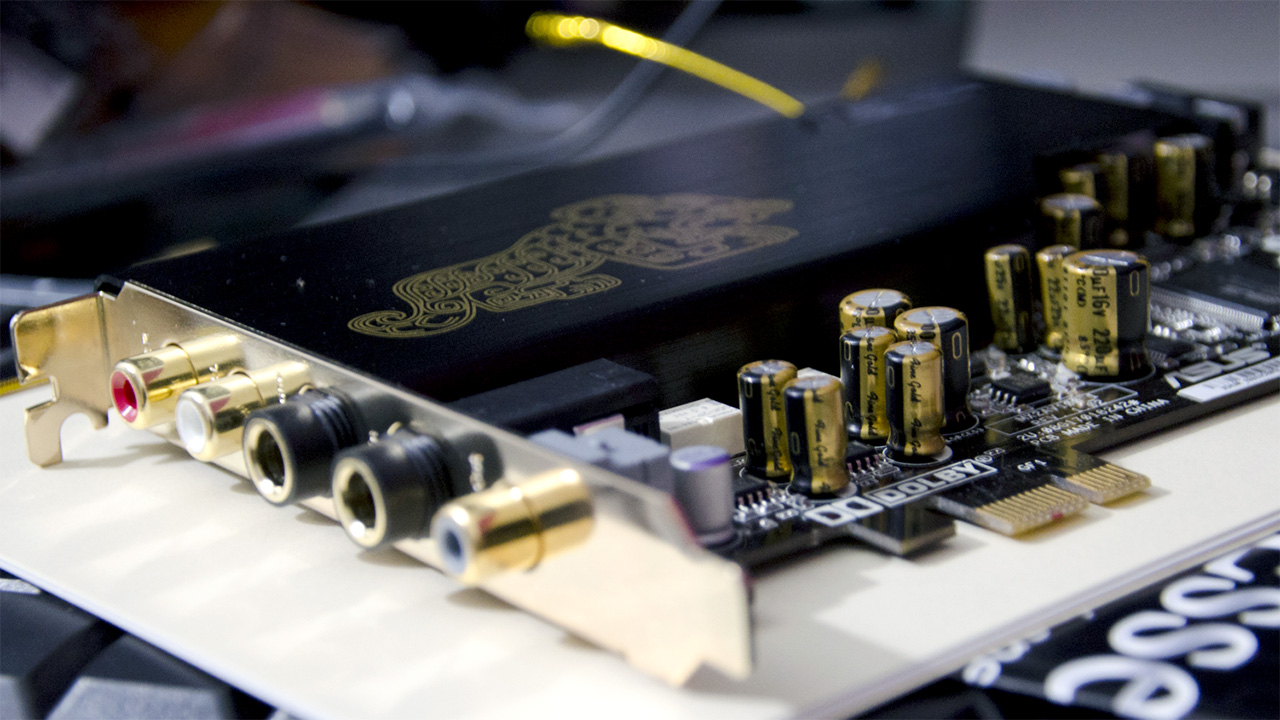 Tested: Why a High-End PC Sound Card Matters - Tested