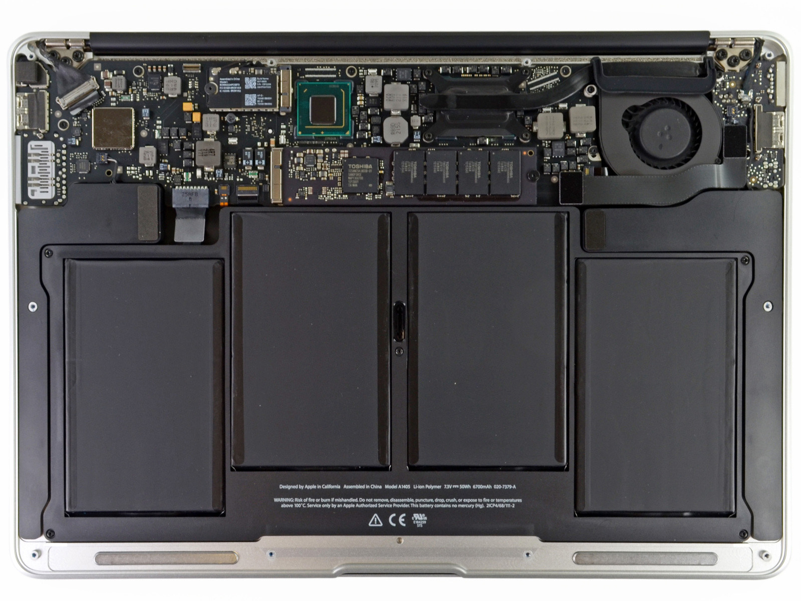 How Apple Evaluates Macbook Damage For Warranty Coverage Tested Iphone 4 Diagram Logic Board