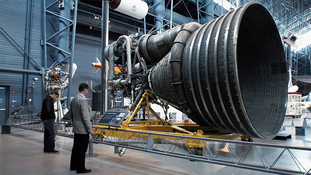 NASA Mines Saturn V History for the Future of Rocket ...