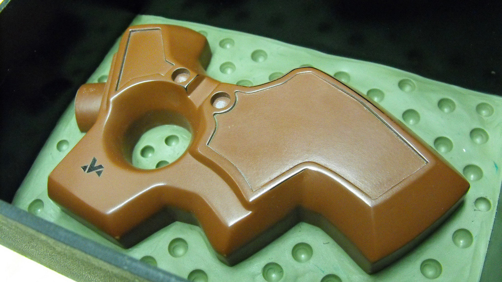 The Volpin Project, Part 7: Introduction to Moldmaking - Tested