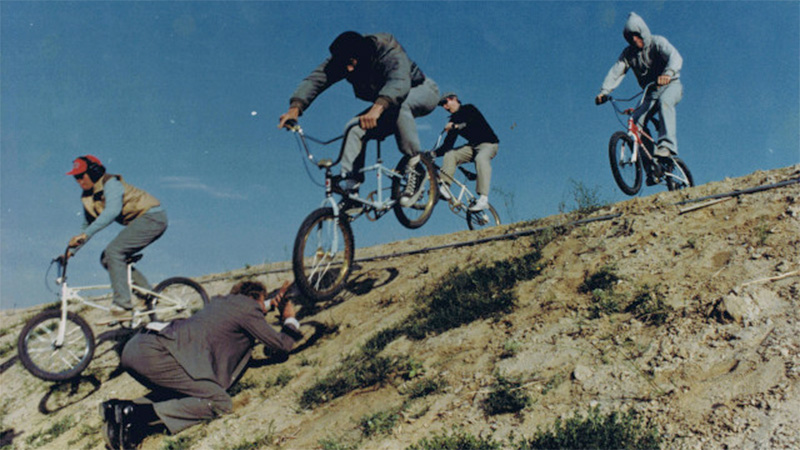 The Lost Story Of E T S Bmx Stunt Riders Tested