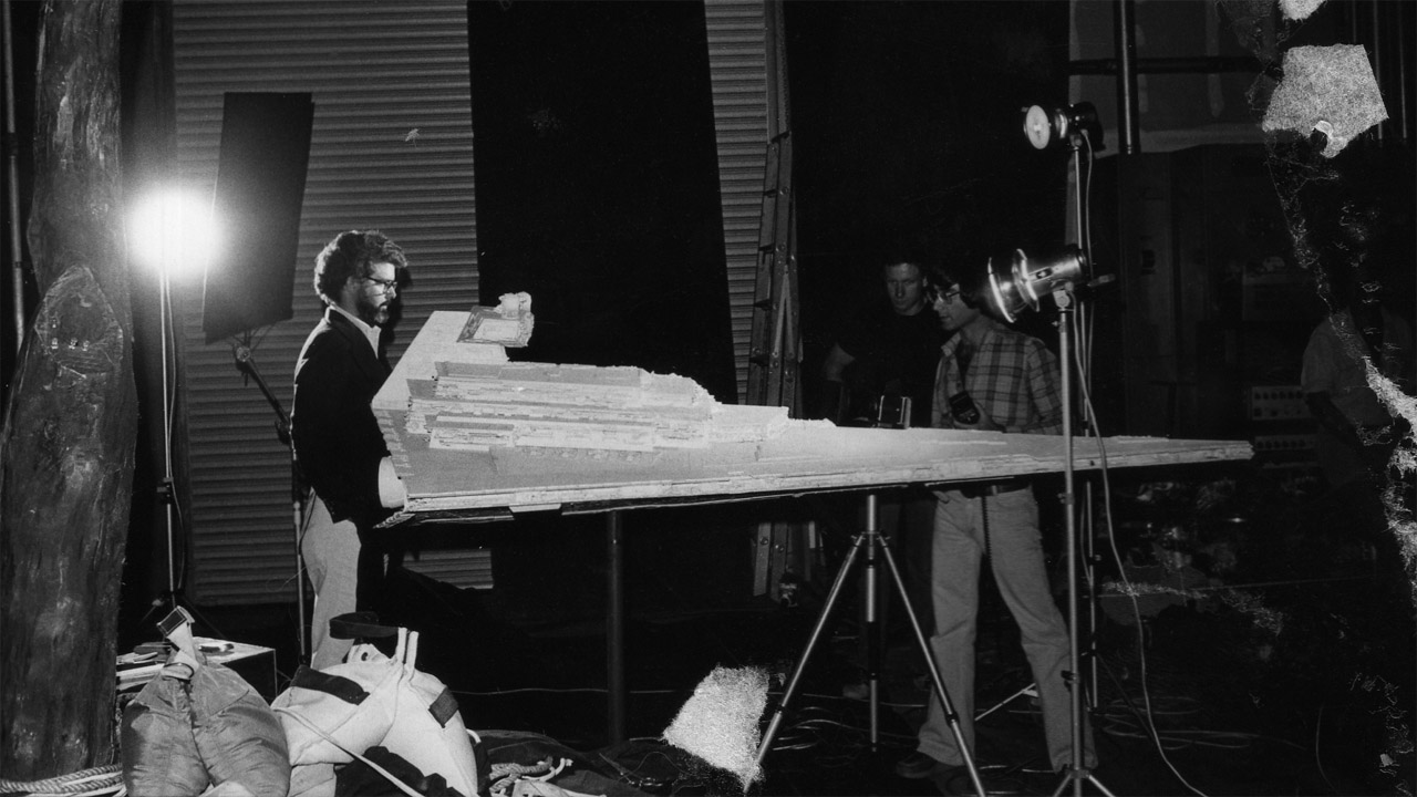 Candid Camera Star Wars : Ilm modelmakers share star wars stories and secrets tested