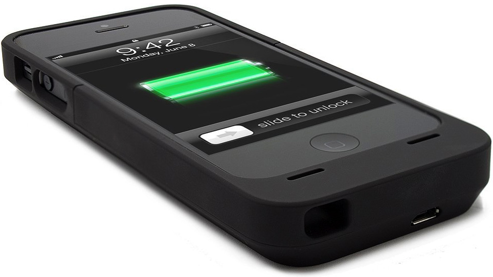 best service 4bc83 e6d35 The Best iPhone 5 Battery Case is the Lenmar Meridian - Tested