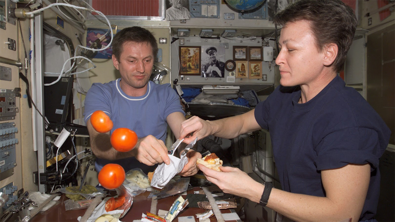 Five Months in a Dome: Simulating Life and Cooking on Mars ...