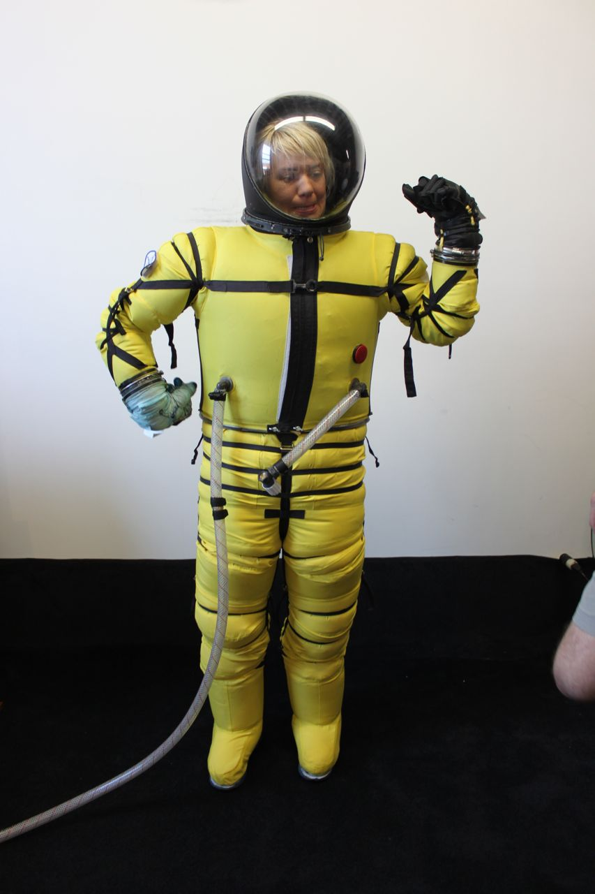 The challenge of tailoring a more cost effective space for Space suit design