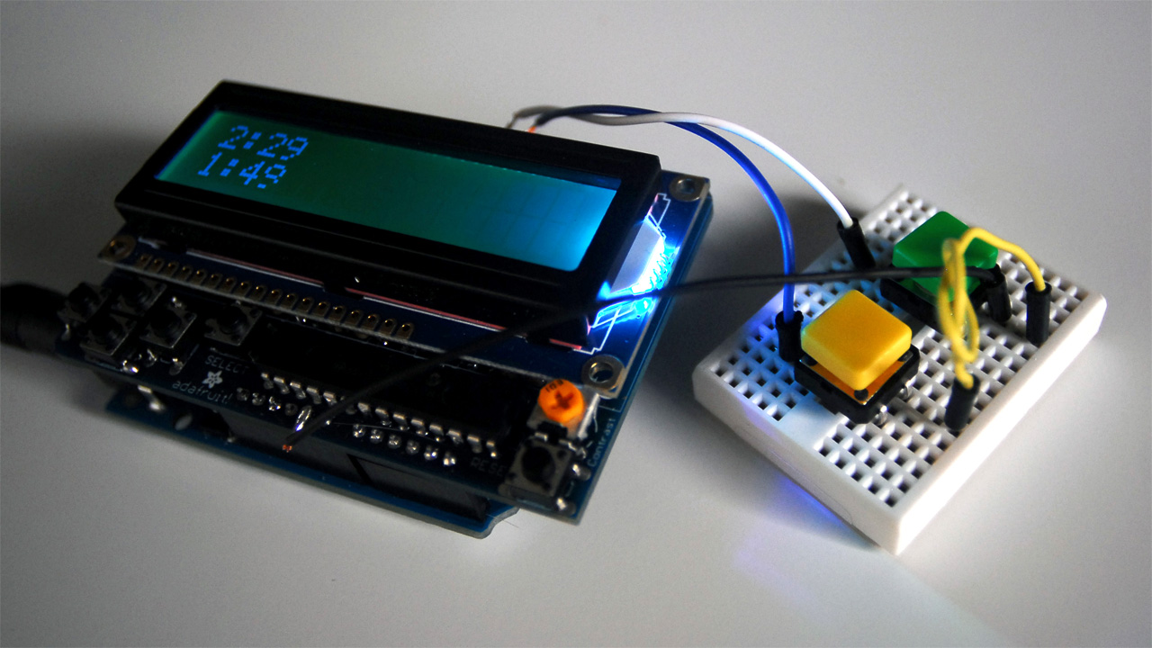 How To Build A Custom Timer Clock And Learn Arduino In The Process 28 Led Circuit Tested
