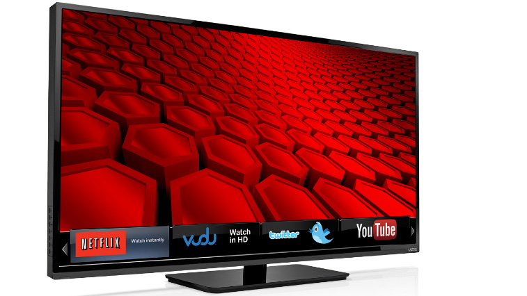 vizio tv monitor. so unless you already own an external streaming box, the vizio\u0027s one-two punch of features and performance trumps picture quality advantages vizio tv monitor c