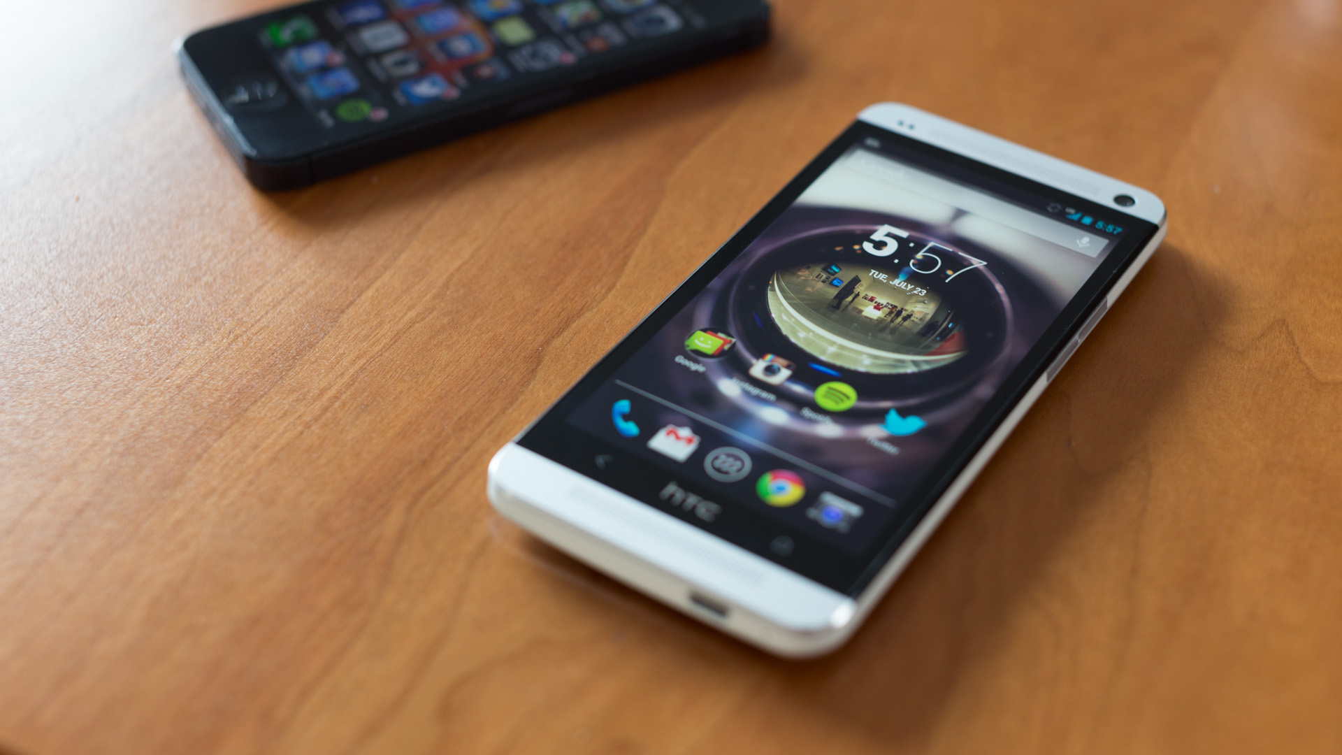 Google play edition htc ones could get android 5. 0 lollipop on monday.