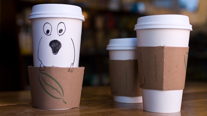 The Evolution Of The Coffee Cup Sleeve Tested