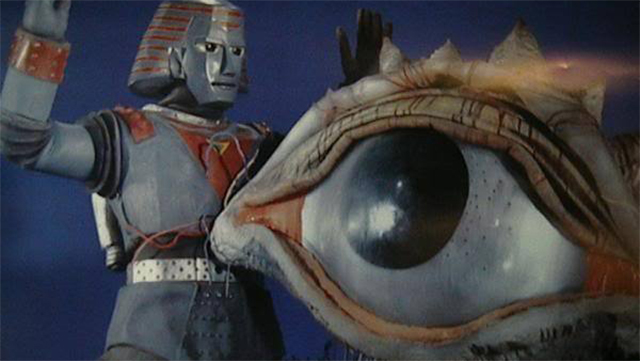 The Legacy Of Japan S Giant Robot Sci Fi Shows Tested