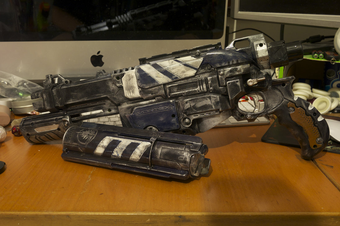 Basic Tips for Custom Painting Your Nerf Gun