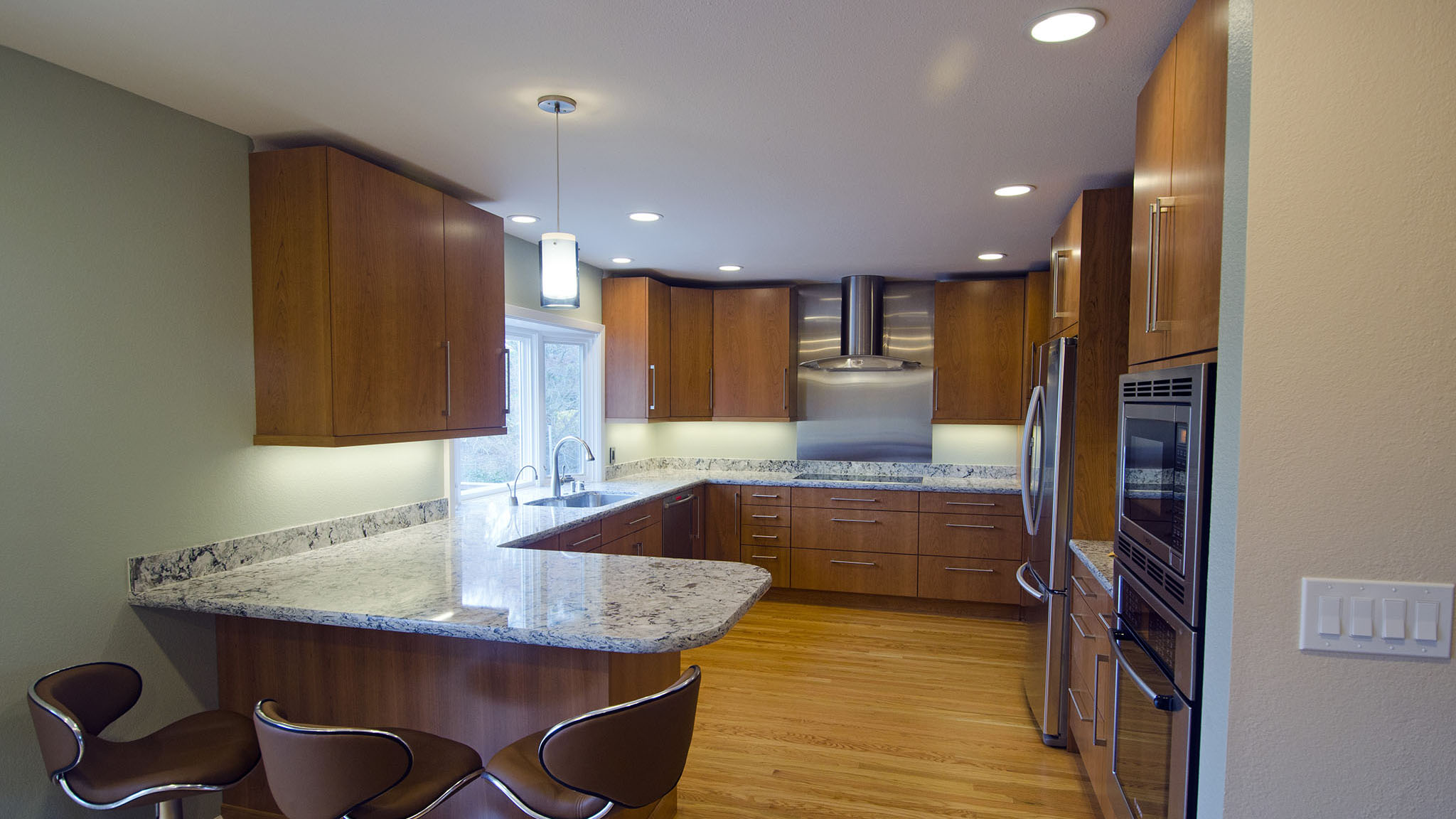 Recessed Lighting In Kitchen How To Improve Your Home With Led Lighting Tested