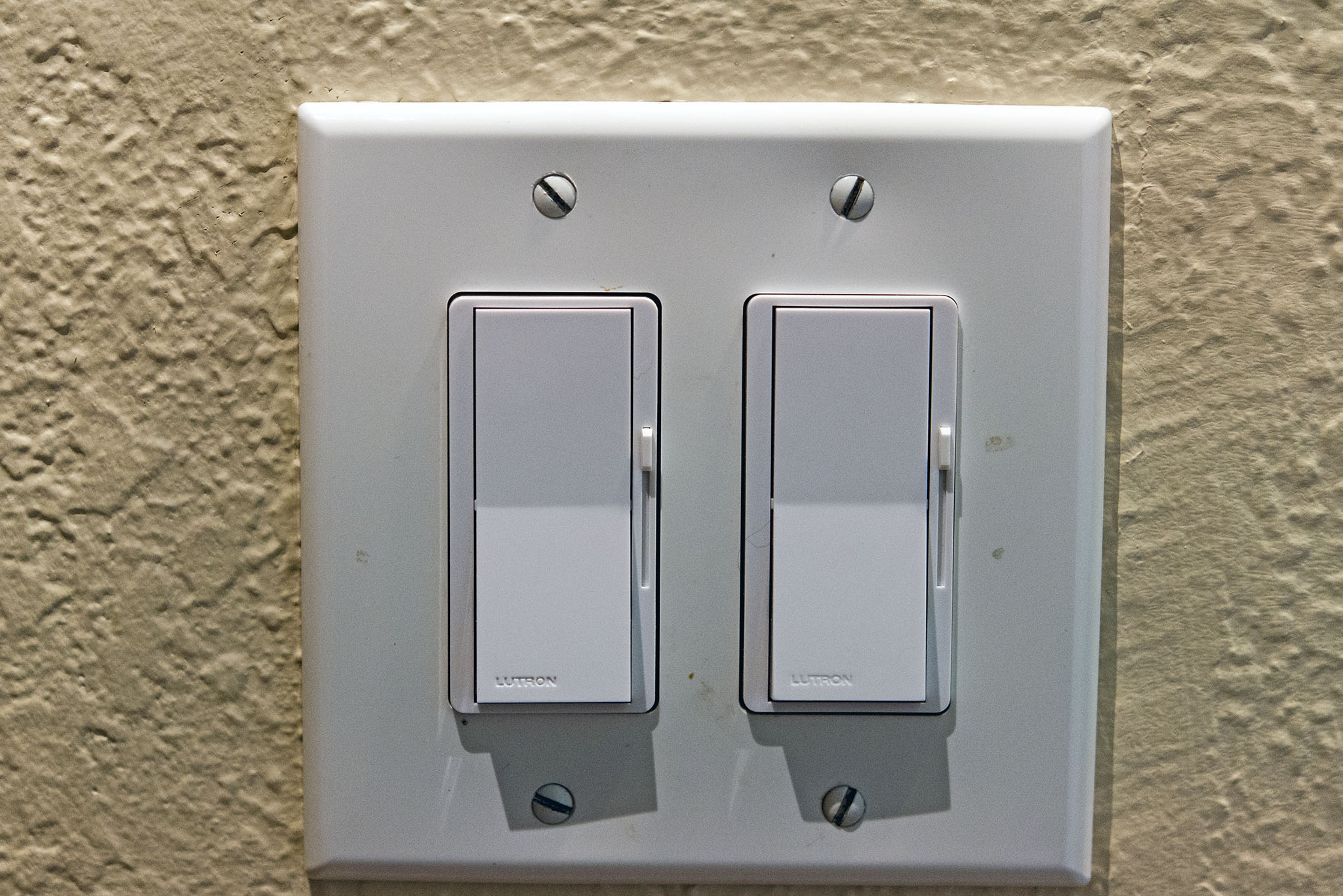 Wiring Of A Double Light Switch