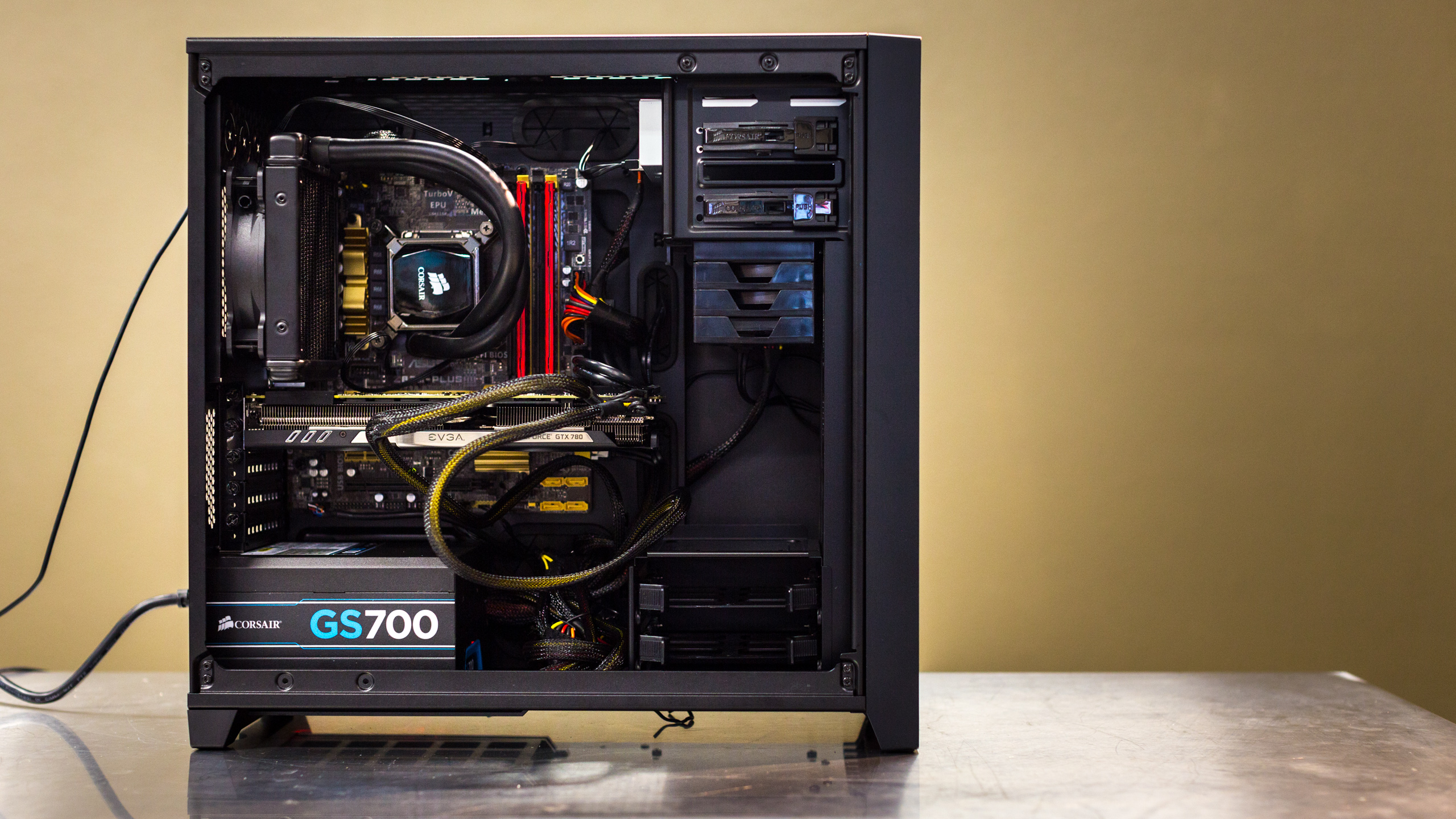 Building And Testing The Unbalanced Gaming Pc Tested