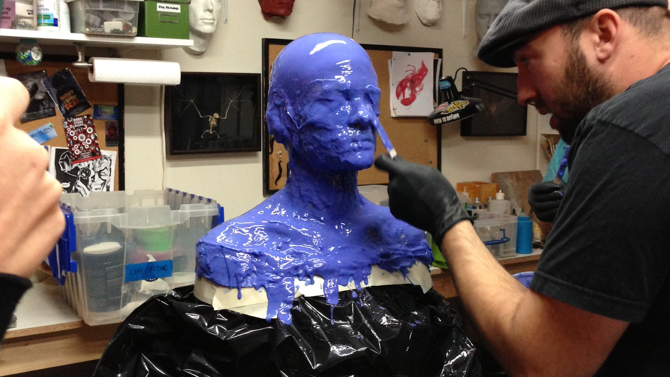 The Zoidberg Project, Part 2: How To Make a Life Cast - Tested