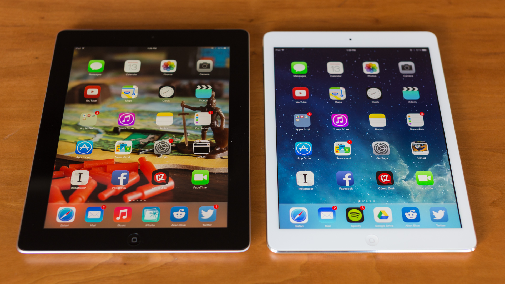 Testing: Apple iPad Air as a Tablet Upgrade - Tested