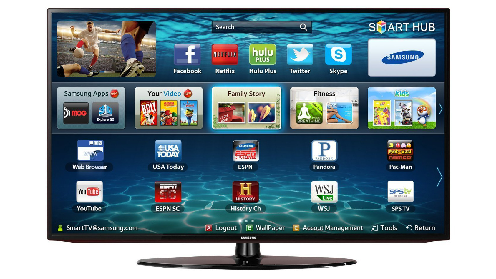 The Best Small TV Today (32-Inches) - Tested for Samsung Flat Screen Tv 32 Inch  257ylc