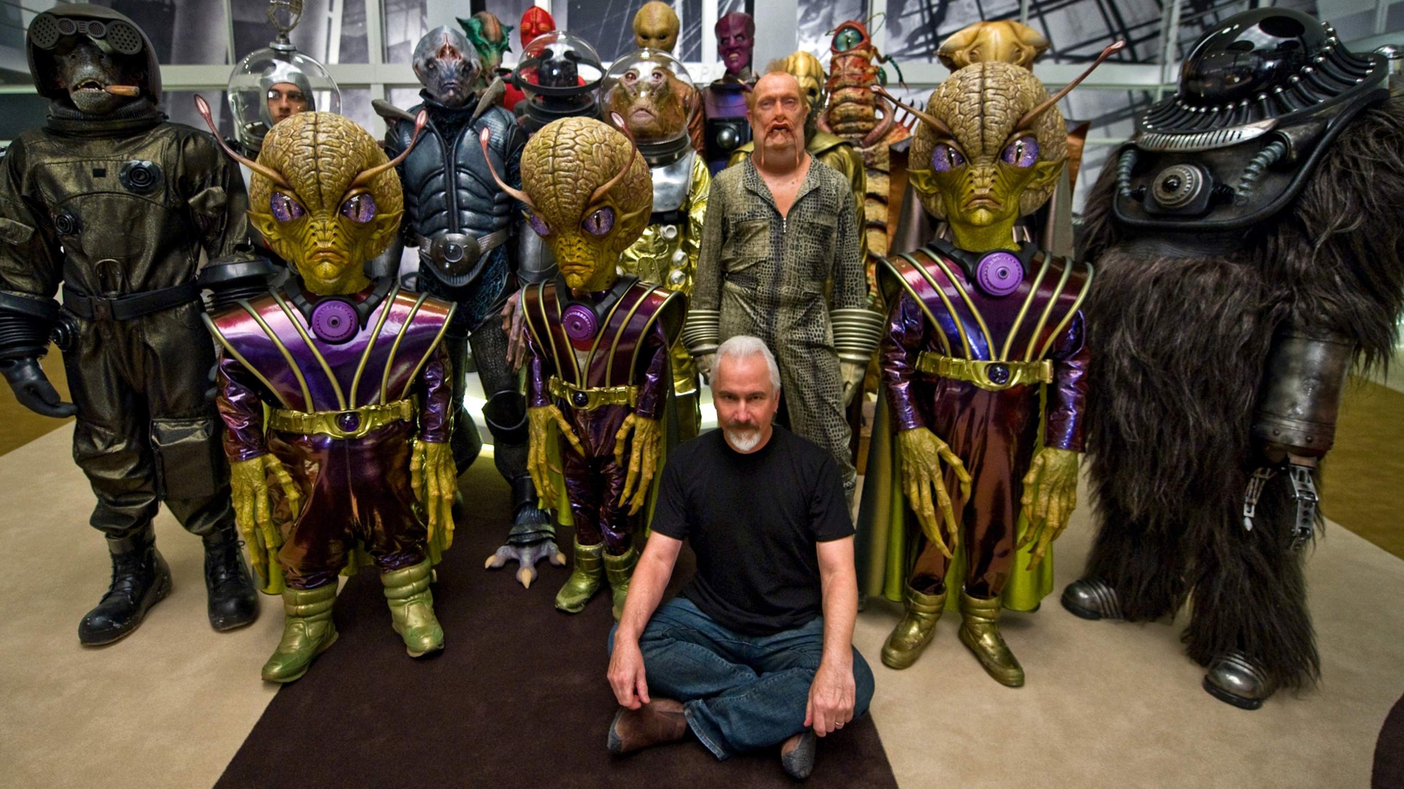 Practical Effects Masters on the Pros and Cons of CGI